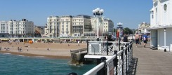 Brighton Beach from the Pier