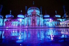 Brighton Royal Pavilion at Dusk