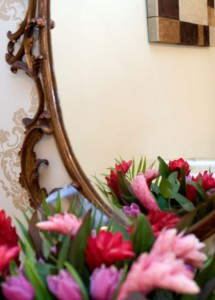 Flowers-&-Mirror