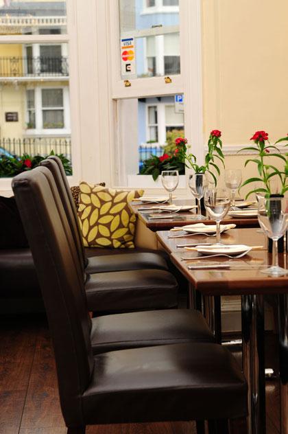 New Steine Hotel Restaurant