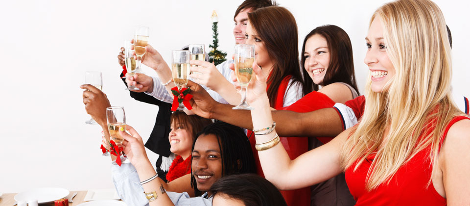 Christmas Parties at New Steine