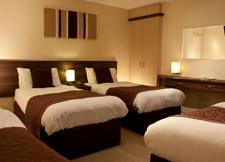 New Steine Hotel - 4 Singles