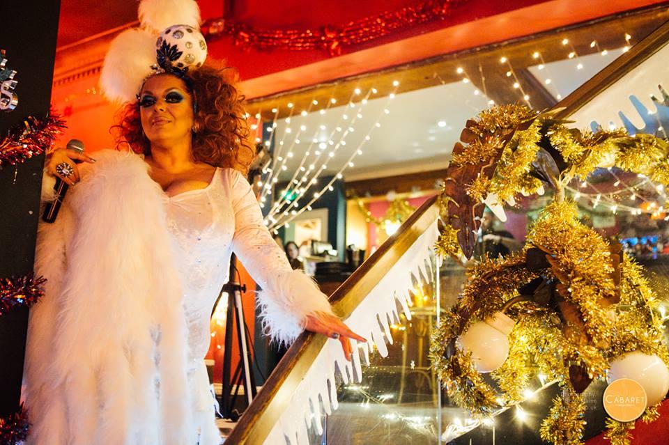 New Year's Eve Cabaret