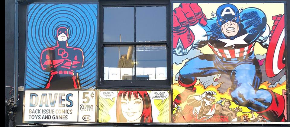 Comic Shop, Brighton
