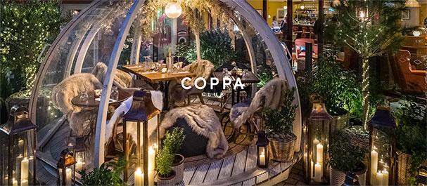 Coppa Club Brighton Pods 2019