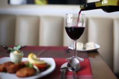New Steine Bistro french restaurant Brighton